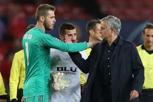 Rõ chuyện De Gea rời MU theo Mourinho sang AS Roma