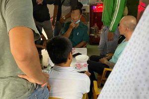 Triệt phá sòng bạc ở Sài Gòn có cán bộ phường tham gia