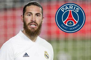 PSG chi lương 'khủng' ký Sergio Ramos