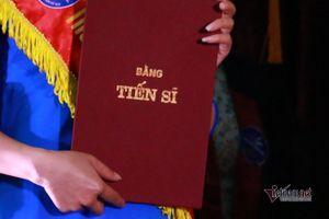 Chính thức triển khai Đề án 89, cử giảng viên học tiến sĩ bằng ngân sách