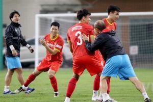 HLV Park Hang Seo khiến học trò toát mồ hôi vì trò chơi'lạ'