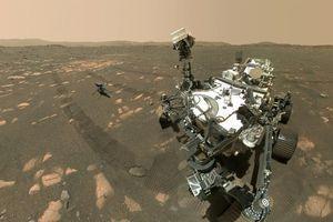 Tàu thám hiểm NASA sẵn sàng làm nên lịch sử trên sao Hỏa