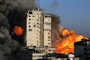Xung đột tại Palestin- Israel: Dải Gaza tan hoang trong cơn mưa tên lửa