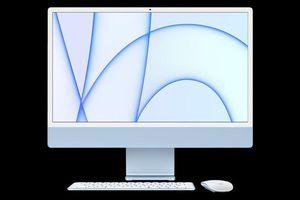 iMac M1 nhanh hơn tới 56% so với iMac 21,5 inch thế hệ trước