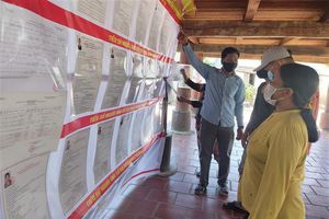 Tuyên truyền về bầu cử đến đồng bào dân tộc thiểu số tỉnh Kon Tum
