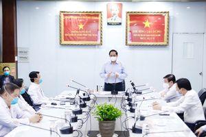Thủ tướng Phạm Minh Chính thăm và làm việc với Bệnh viện Chợ Rẫy