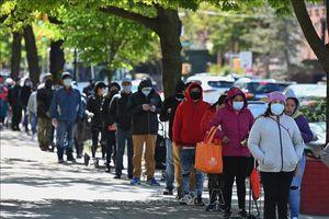 Thị trường lao động Mỹ ghi nhận thêm diễn biến tích cực