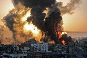 Hamas vừa gửi 'thông điệp rắn': Tấn công căn cứ không quân và cơ sở hạt nhân của Israel