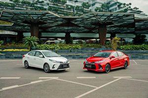 Bảng giá xe Toyota tháng 5/2021: Ưu đãi lớn