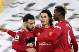 Đội hình dự kiến MU vs Liverpool: Fernandes, Pogba và Cavani trở lại đá chính