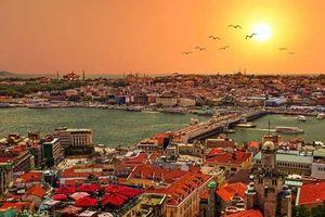 Những thành phố nhìn ra mặt nước đẹp nhất thế giới
