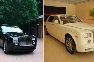 Hai siêu xe Rolls-Royce Phantom trị giá triệu USD của Nhậm Đạt Hoa