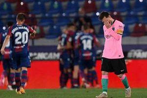Barca không xứng đáng vô địch La Liga mùa này