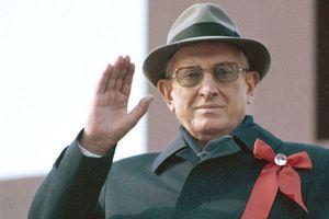 Liên Xô sụp đổ-thảm họa địa chính trị lớn nhất trong thế kỷ XX: (Kỳ 5) Y.Andropov-niềm hy vọng mới