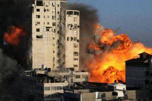 Mỹ cử phái đoàn tới làm dịu 'chảo lửa' Israel-Palestine