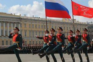 Cựu chiến binh Mỹ muốn có Ngày Chiến thắng như ở Nga
