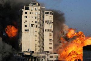 Israel điều quân sát Gaza, đẩy xung đột với Palestine lên giai đoạn mới