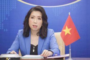Phản ứng của Việt Nam khi Trung Quốc đưa gấp rưỡi tàu tụ tập trên Biển Đông
