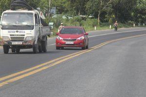 Đã 'nắn' thẳng 3 đoạn đường cong trên QL1 qua Bình Thuận