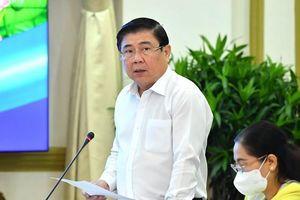 Thủ tướng Phạm Minh Chính lần đầu tiên làm việc với TPHCM