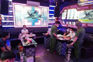 Đà Nẵng: Thu hồi giấy phép kinh doanh quán karaoke vẫn mở đón khách giữa mùa dịch