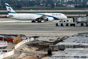 Các chuyến bay đến Tel Aviv chuyển hướng hạ cánh