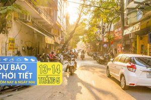 Dự báo thời tiết hôm nay và ngày mai 14/5: Hà Nội và TPHCM ngày nắng, chiều tối có mưa