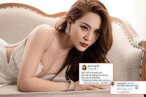 Con gái nuôi Hoài Linh chỉ cách đáp trả kẻ nói xấu mình, một nghệ sĩ lên tiếng: Chị Hằng chào Linh chưa?