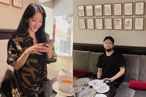 Mỹ nhân Han Ye Seul gây sốc khi công khai bạn trai, người hâm mộ gửi lời chúc mừng