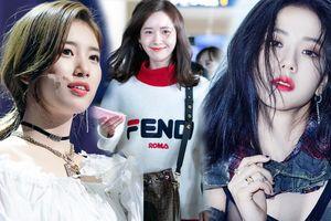 BXH dàn idol Kpop visual đẹp từ bé: Suzy vượt mặt Yoona nhưng sao chẳng thấy bóng dáng BLACKPINK?