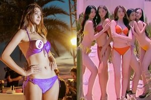 Bạn gái Bùi Tiến Dũng chụp bikini chung với Ngọc Trinh, netizen liền đăng đàn so sánh