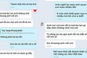 Vụ con tố cha hiếp dâm ở Phú Thọ: Lộ tin nhắn được cho là của người cha thừa nhận và xin tha thứ