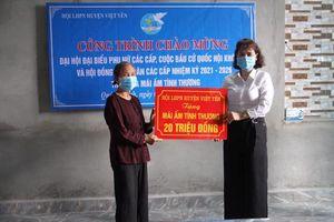 Bắc Giang: Trao nhà Mái ấm tình thương cho hội viên phụ nữ nghèo