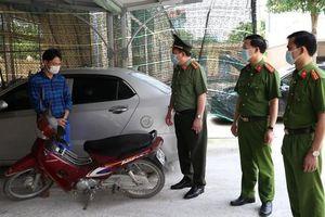 Bắt đối tượng gây ra 2 vụ cướp trên tuyến cao tốc Hà Nội - Ninh Bình