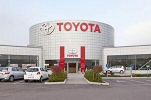 Năm tài chính 2021, Toyota Nhật Bản bán được hơn 9 triệu xe trên toàn cầu