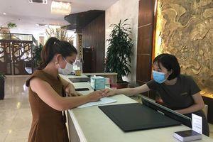 Cơ sở lưu trú trên địa bàn TP Thanh Hóa tăng cường phòng, chống dịch COVID-19