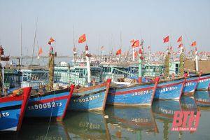 Tăng cường công tác quản lý tàu cá hoạt động thủy sản