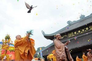 Thư chúc mừng Đại lễ Phật đản PL.2565 - DL.2021 của Tỉnh ủy, HĐND, UBND, Ủy ban MTTQ Việt Nam tỉnh Thanh Hóa