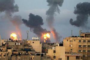 Xung đột dải Gaza: Gần 70 người thiệt mạng, có thể leo thang thành chiến tranh toàn diện