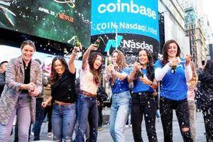 Ứng dụng sàn tiền ảo Coinbase được tải nhiều nhất tại Mỹ, vượt mặt TikTok, Instagram, Facebook