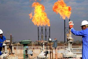 Giá dầu thế giới cao nhất trong hai tháng