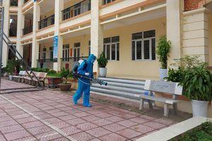 TP Bắc Giang thông báo khẩn tìm người liên quan đến ca nhiễm Covid-19 là học sinh