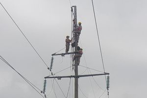 Bắc Giang: Khôi phục cấp điện cho các huyện Lục Nam, Lục Ngạn, Sơn Động