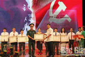 Bắc Giang học và làm theo Bác bằng những hành động thiết thực, lan tỏa trong cộng đồng