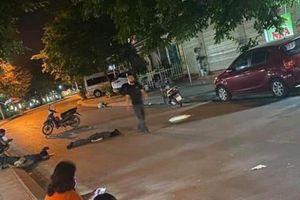 Xe máy chở 3 cô gái tự gây tai nạn, 2 người chết tại chỗ, 1 người nguy kịch