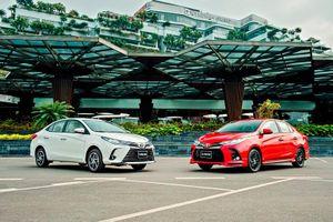 Xe Vios và Corolla Cross góp mặt trong top 10 xe bán chạy nhất tháng 4