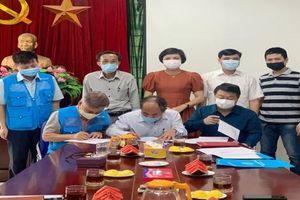 GCS tặng phòng máy tính 550 triệu đồng cho học sinh tại huyện Thanh Oai, Hà Nội