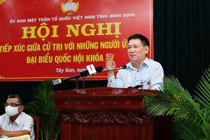 Bộ trưởng Hồ Đức Phớc: Chỉ đầu tư dự án có tính đột phá, lan tỏa phát triển kinh tế - xã hội