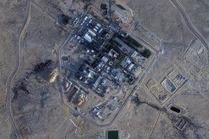 Hamas nã rocket về phía nhà máy hạt nhân Israel