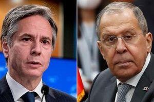 Ngoại trưởng Nga-Mỹ sắp gặp mặt trực tiếp